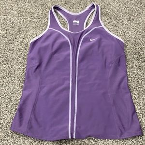 Nike FitDry Workout Athletic Tank Top